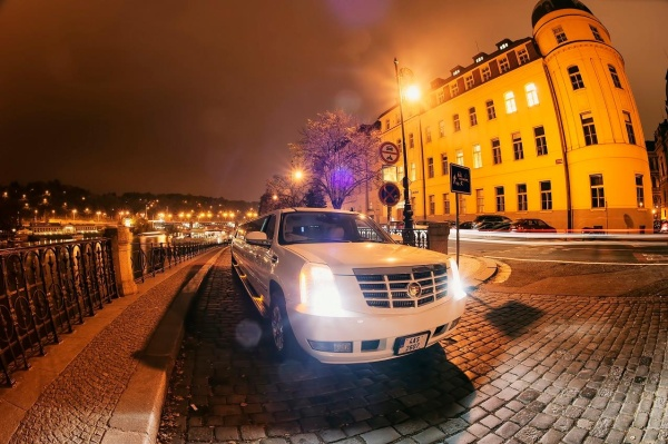 Prague Hummer Stag party ride